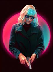 Lorraine Broughton by NickyBarkla