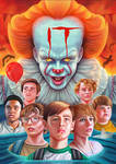 You'll Float Too - 'IT' Movie Poster
