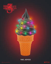 Stranger Things 3 | The Joyce Ice Cream by NickyBarkla