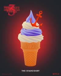 Stranger Things 3 | The Starcourt Ice Cream by NickyBarkla