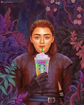 Arya | Game of Thrones X Starbucks