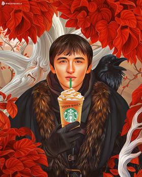 Bran | Game of Thrones X Starbucks