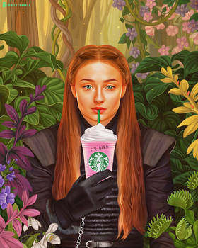 Sansa | Game of Thrones X Starbucks