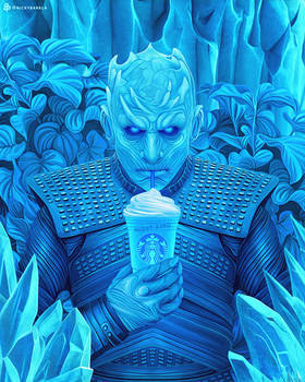 Night King | Game of Thrones X Starbucks