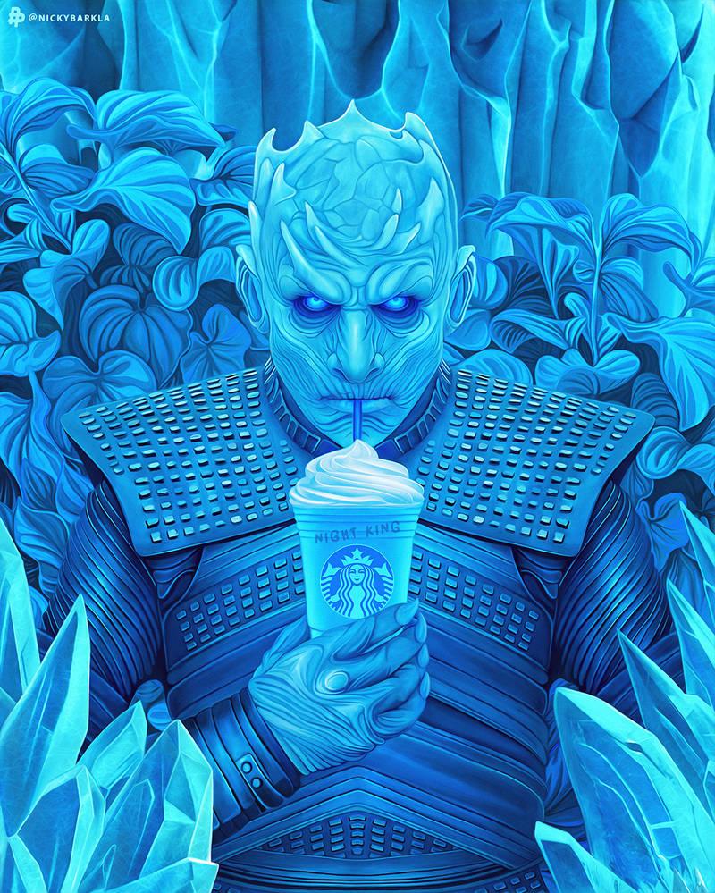 Night King | Game of Thrones X Starbucks