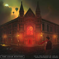 Album Cover | The Dear Hunter - Act II