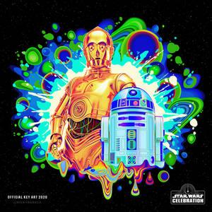 Official 'Star Wars Celebration' Key Art 2020