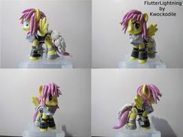 FFXIII-2 FlutterLightning Brushy Custom by Kwockodile