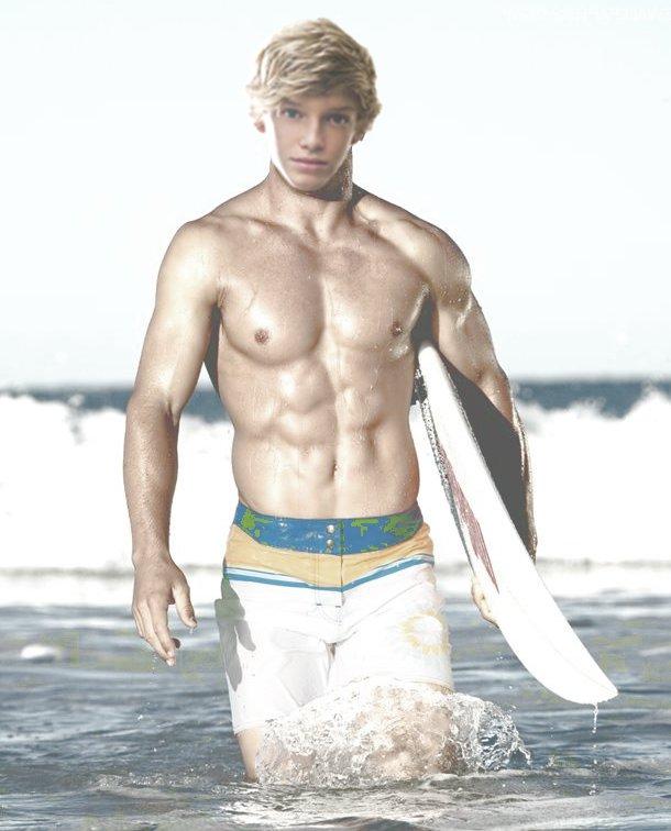 Cody Simpson Abs