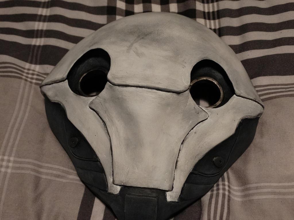 Grineer Mask by ManufacturerOfWar