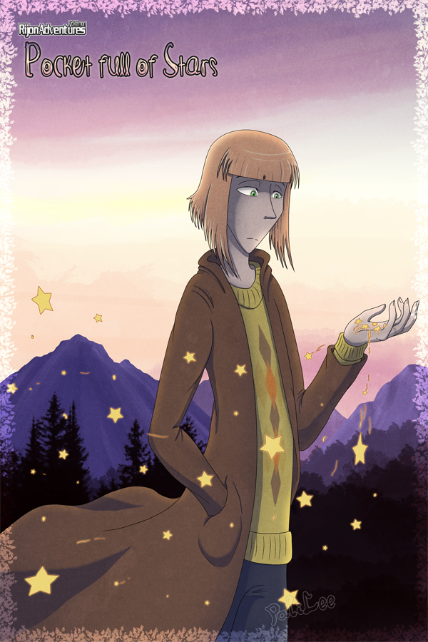 Rijon Nuzlocke - Pocket full of Stars - Cover by PatiLee