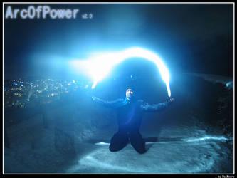 The Arc Of Power by Da-Necro