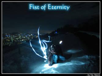Fist of Eternity by Da-Necro