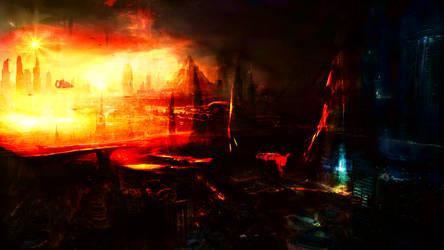 City on fire 3