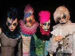 BJD Clown Posse by Pepstar