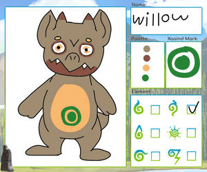 Willow Template