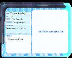 [Reignsrest] Teresa Santiago