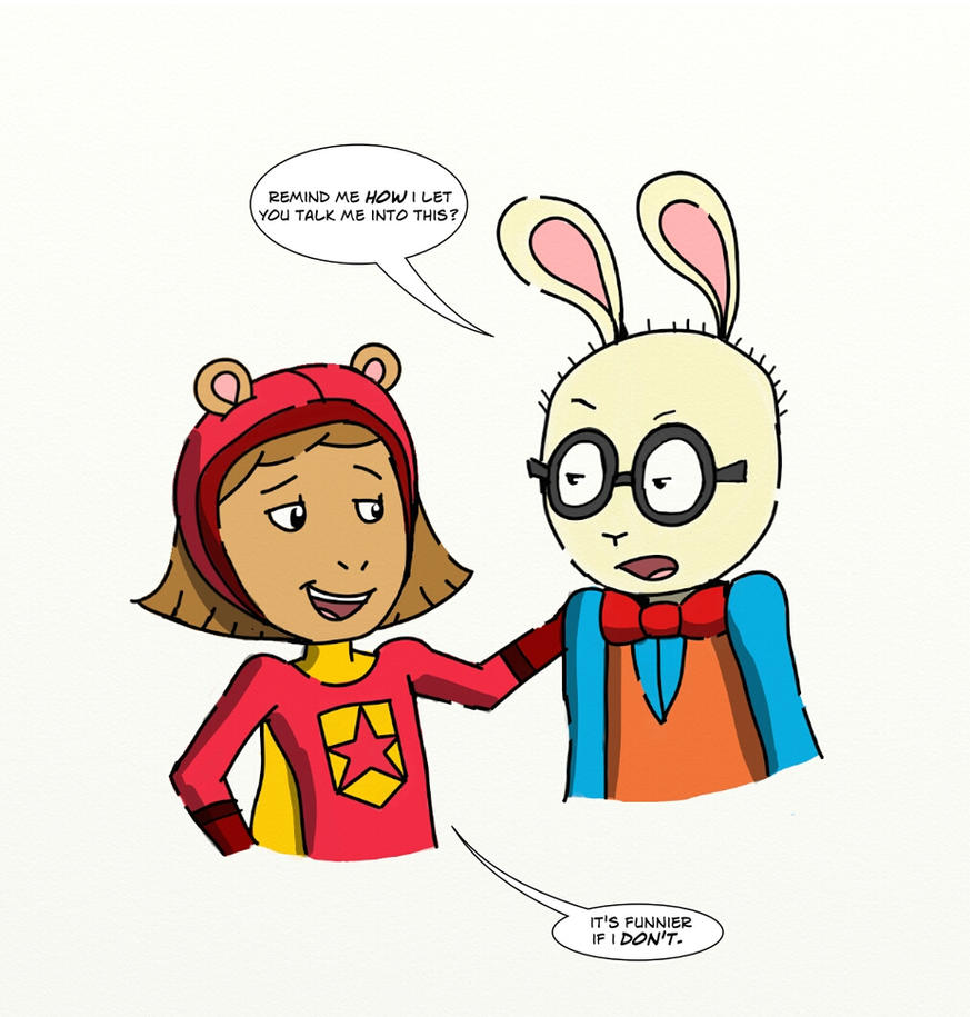 Wordgirl Becky: Tobecky, More Or Less By Vederick On DeviantArt