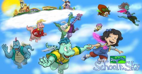 ''The School in the Sky''
