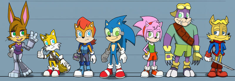 Sonic Freedom