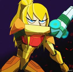 Metroid: The Animated Series
