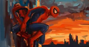 Spiderman (Painter)