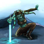 Jedi Master Aayla Secura (Clone Wars)