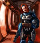 Bo-Katan Kryze (Clone Wars)