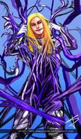 Venom Gwen by sempernow