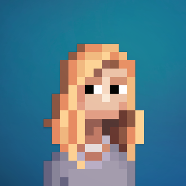 Pixel Art Portrait II by StoneDragonWorkshop