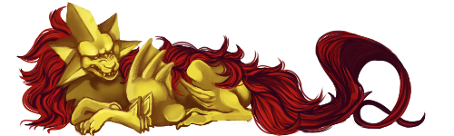 Ornstein Dragon by SickAede