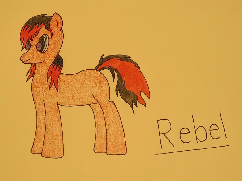 Rebel by patoshtrains001