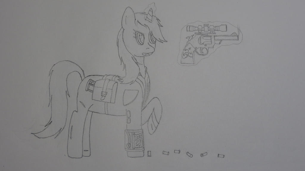 Target Practice by patoshtrains001