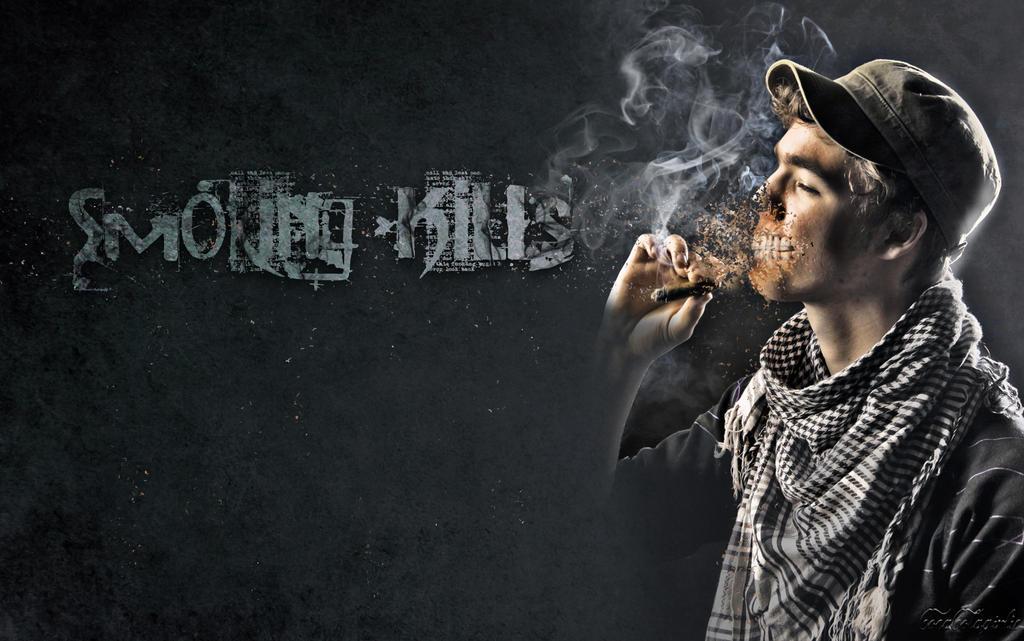 'Smoking Kills'