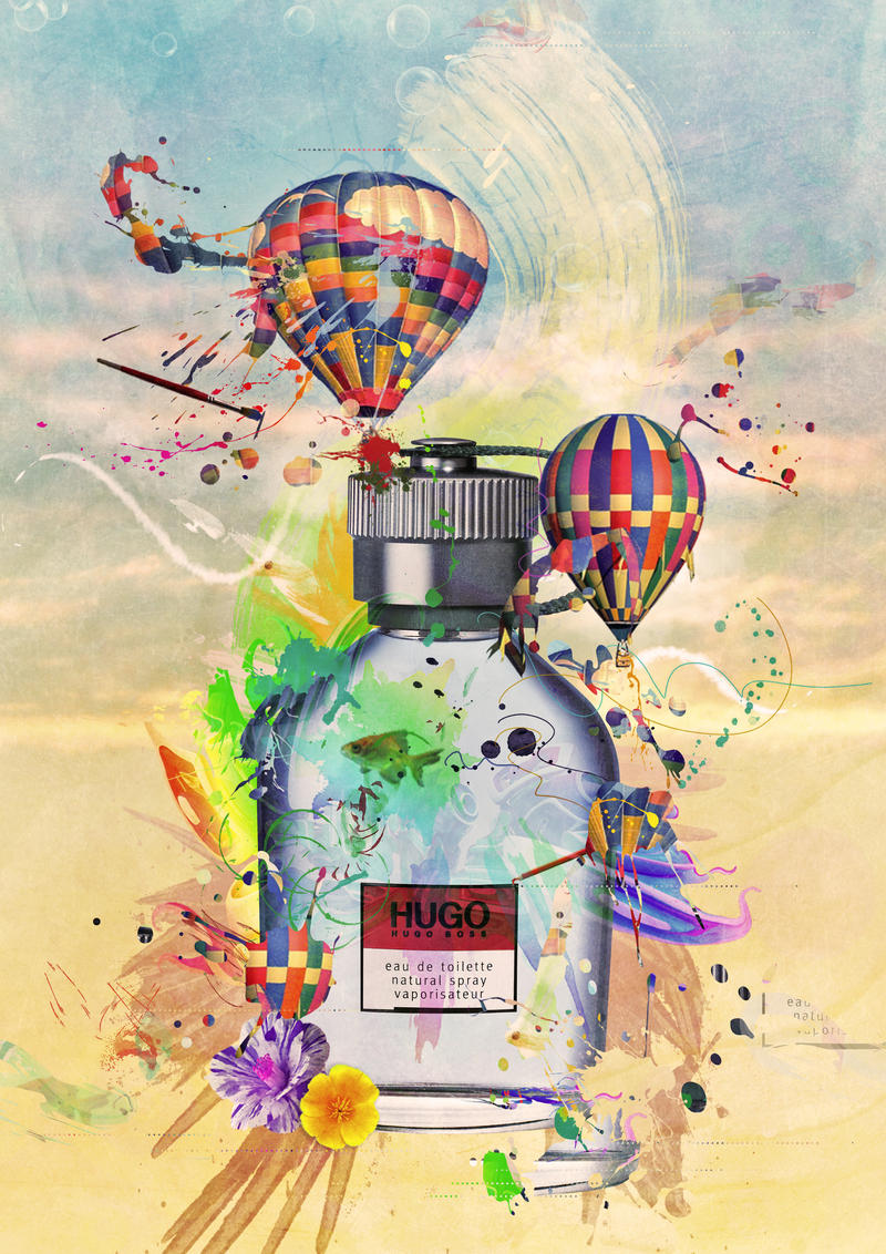 Hugo - 'Summer Balloons'
