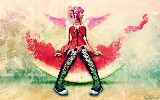 'Sunny Watermelon'