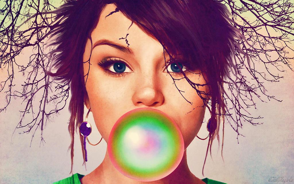 'Pop my Bubble'