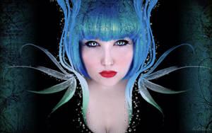 '...am I blue?' by cocacolagirlie