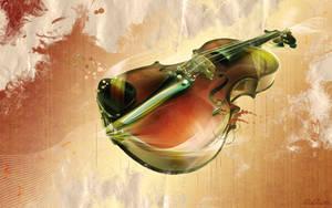'Unplayed Violin'