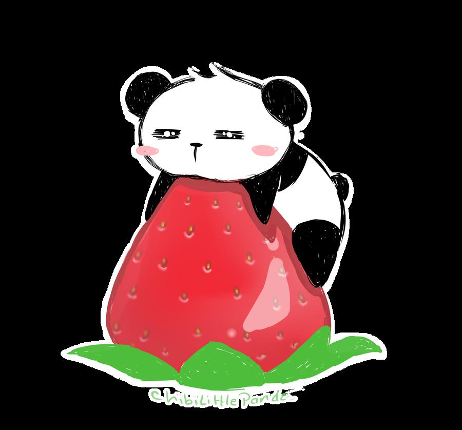 Ichigo Panda by ChibiLittlePanda