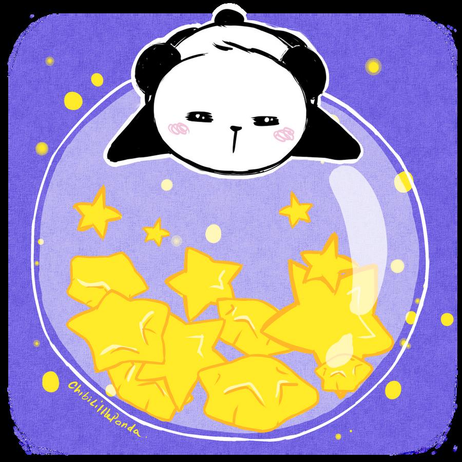 My Star Bubble by ChibiLittlePanda