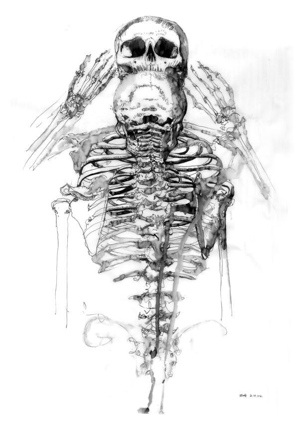 Skeleton by DanielCCook