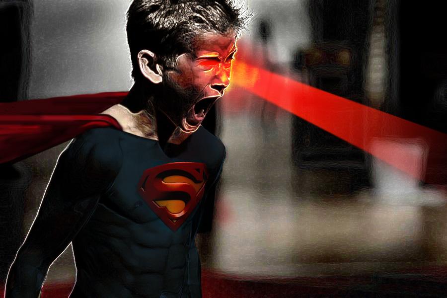 Superboy by Marlock