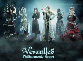 Versailles-Philharmonic Sextet by temporal-mort