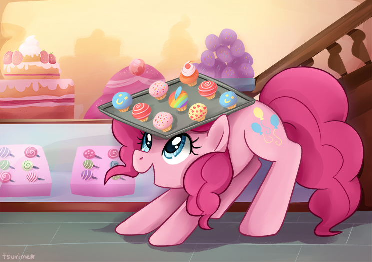 cupcakes! by tsurime
