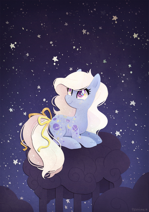 night glider by tsurime