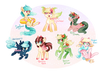MLP Adoptable Auction ~ Various (CLOSED!)