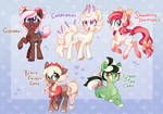 MLP Auction - Cake Ponies 1 (CLOSED)