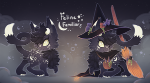 KERFLUFFLEWEEN - Feline Familiar (CLOSED)