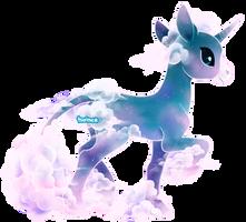 (commission) spectral unicorn